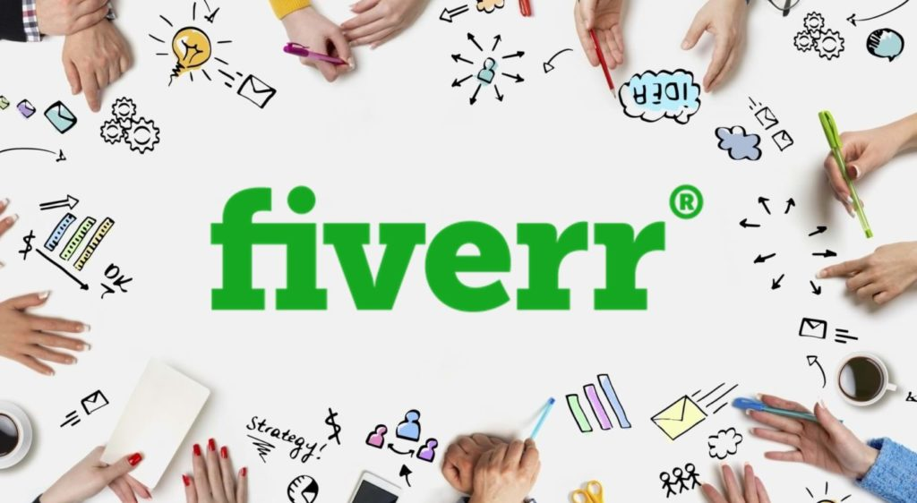 Top 10 freelancing websites fiverr Image