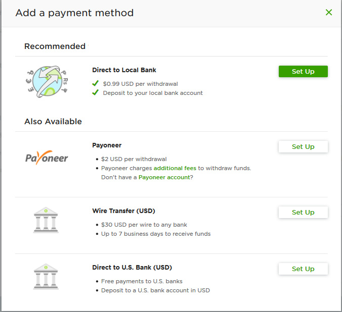 make money from upwork