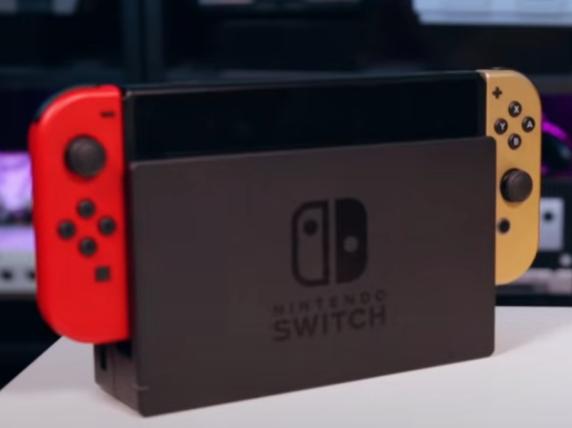 Nintendo dock