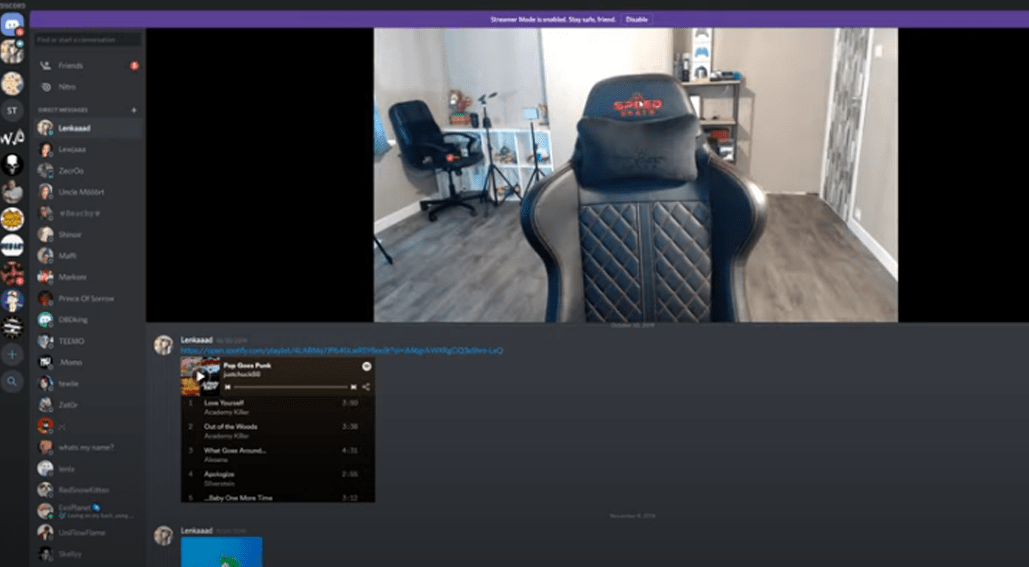 How to use Video Chat in a Discord server