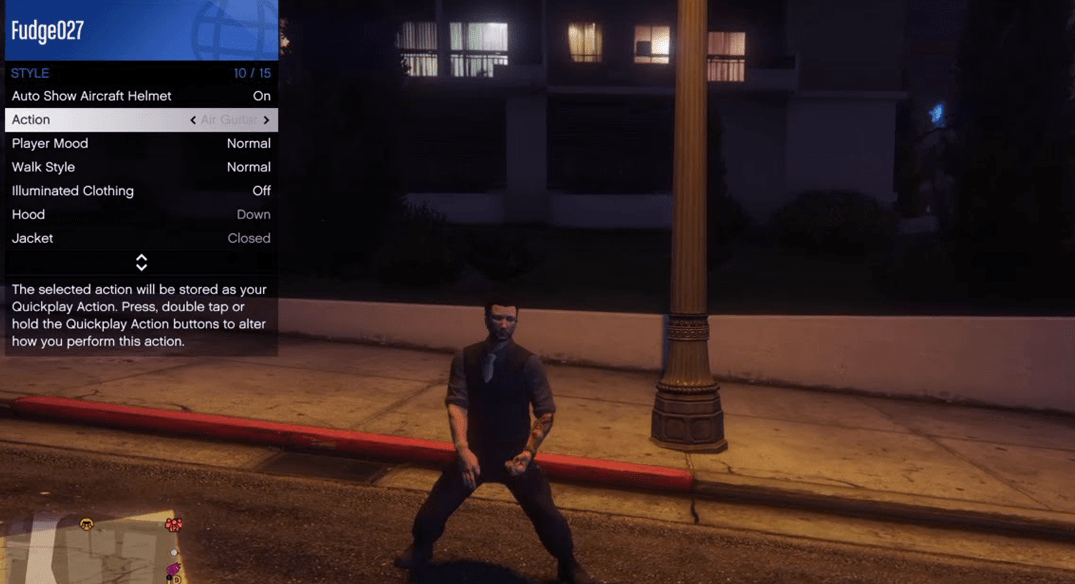 how to emote in GTA 5 Ps4