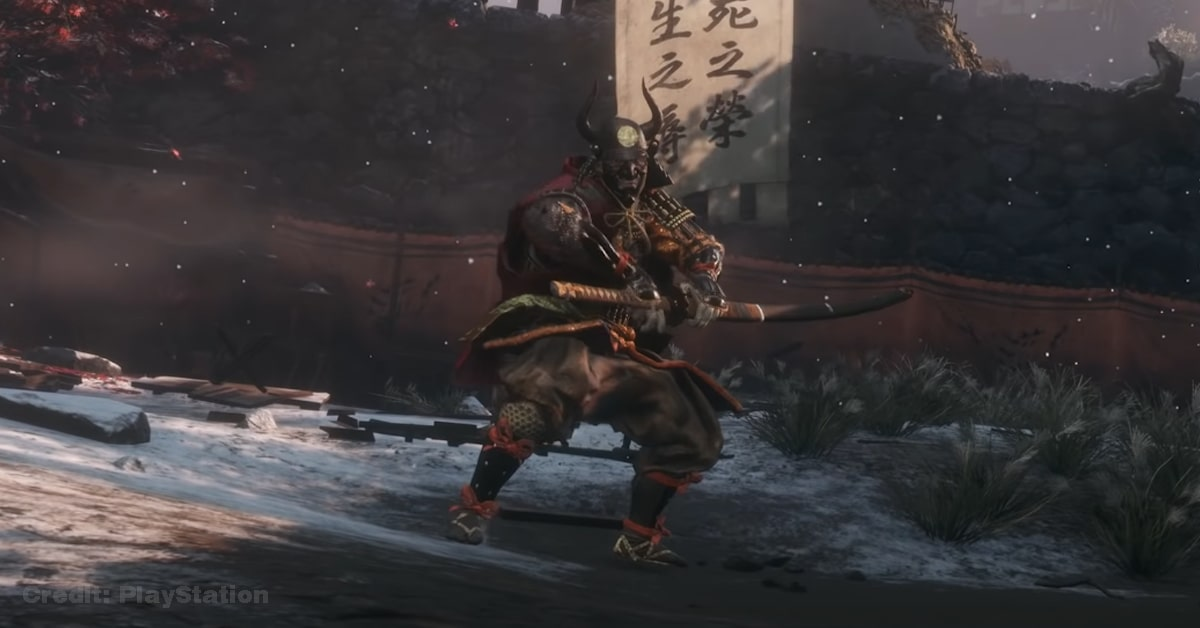 How to Dive in Sekiro PS4