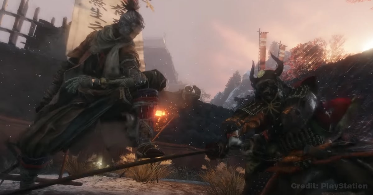How to Dive in Sekiro Shadows Die Twice