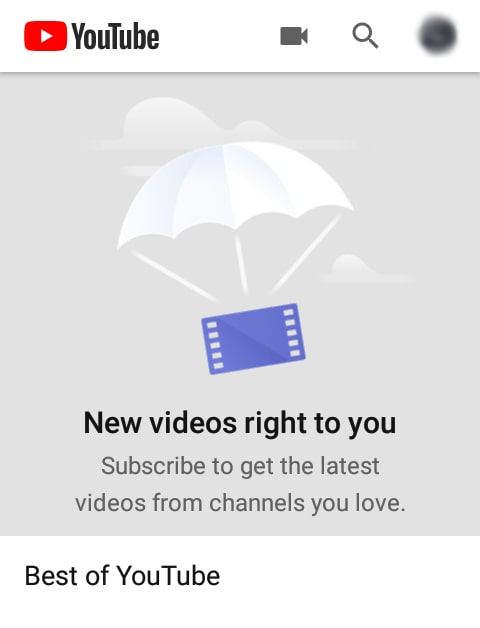 How to see your YouTube subscribers on mobile